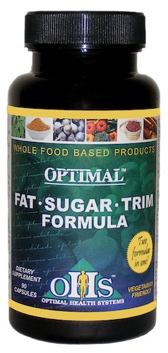 Fat Sugar Trim Formula
