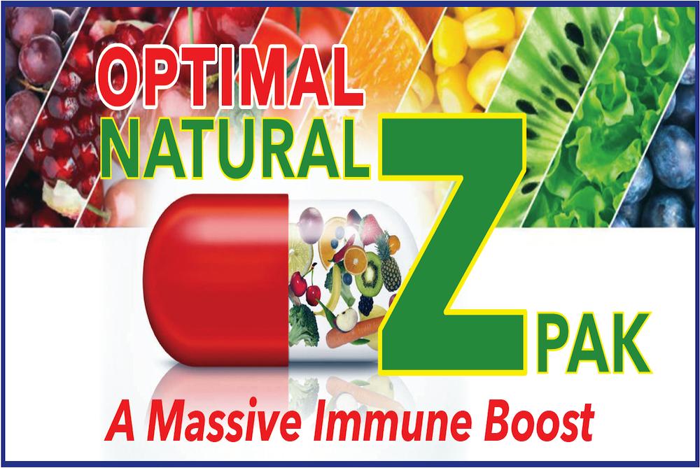 Optimal Natural Z-Pak: A Massive Immune Boost