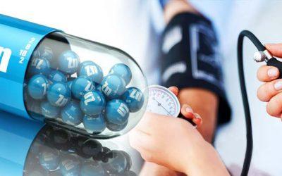 Zinc deficiency linked to high blood pressure