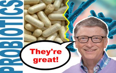 Probiotic supplements key to solving world-wide malnutrition, says billionaire philanthropist
