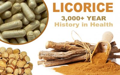 A brief history of licorice root—from King Tut to today's nutritional supplements