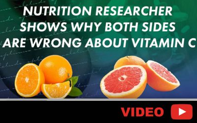 You should do your own research on Vitamin C and its effect on COVID-19