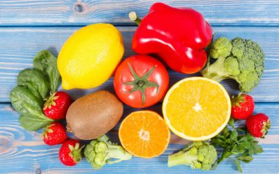 Vitamin C shown to increase critical muscle mass as we age