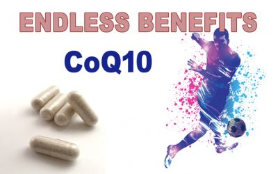 CoQ10 study shows protective muscle benefit for pro athletes