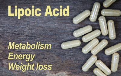 Lipoic Acid supplements help obese people lose weight, according to new study
