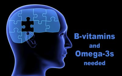 B-vitamins and Omega-3s improve cognitive function in large-scale study of East Asian countries