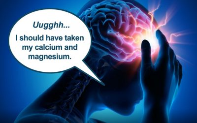 Higher intake of calcium and magnesium helps reduce migraines according to new research
