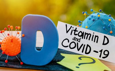 You won't see it on t.v. news: Large meta-analysis links low Vitamin D to risk of COVID infection
