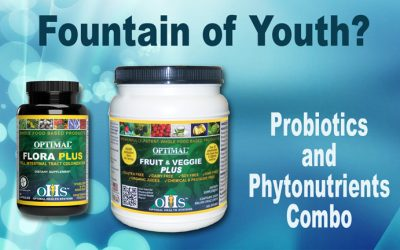 Move over anti-aging creams: Study finds probiotics and phytonutrients reverse age by three years