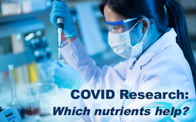 As new COVID variants emerge, research highlights the nutrients you need for protection